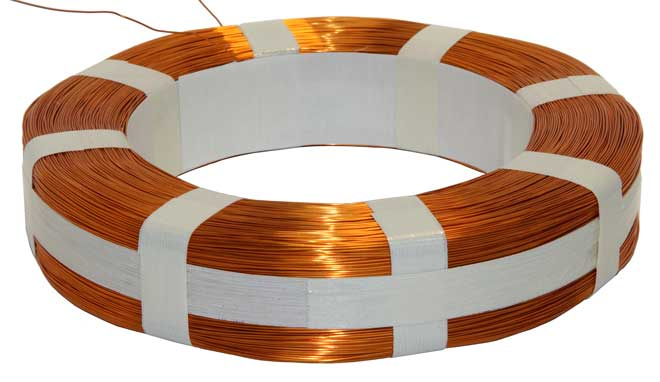 wound coils, brake coils, electromagnetic coils, different types of electromagnet coils